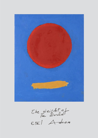 Etel Adnan, The Weight of the World