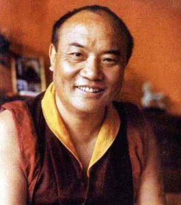 The sixteenth Gyalwa Karmapa Rangjung Rigpe Dorje (1924–81)