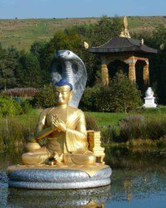 Samye Ling Tibetan Centre, Eskdalemuir, Scotland