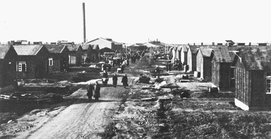 Westerbork Transit Camp