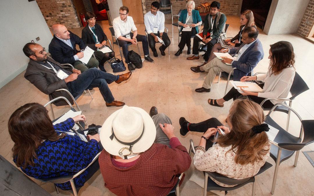 Inspire Dialogue Summaries: The Environment
