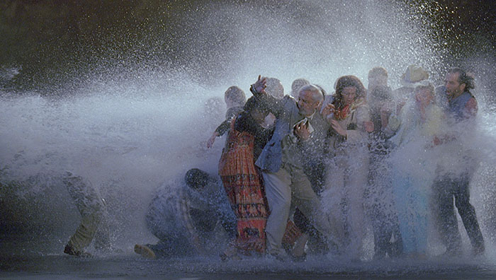 Bill Viola: The Raft (2004)