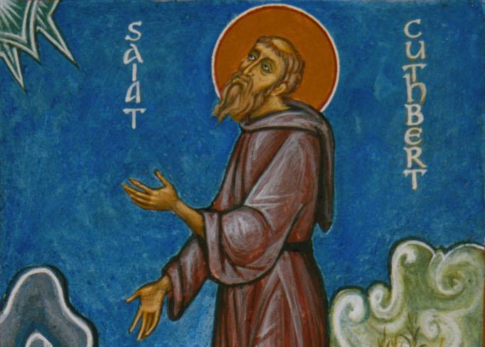 St Cuthbert of Farne | Beshara Magazine
