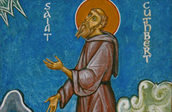 St Cuthbert of Farne